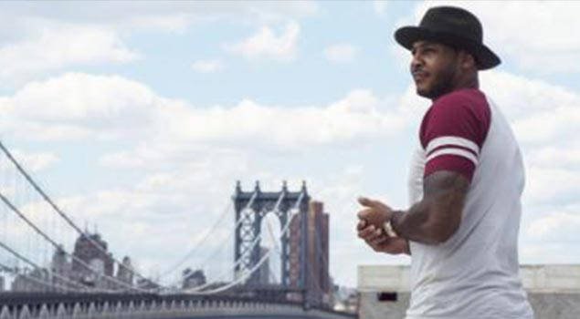 Carmelo Anthony On the State Of NY | Stay Melo