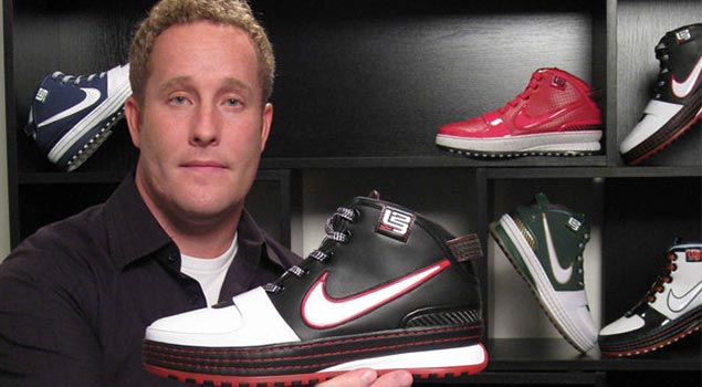 Jordan Brand Names Ken Link New Brand Design Director