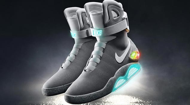 Nike MAG to Return Spring 2016 With Power Laces