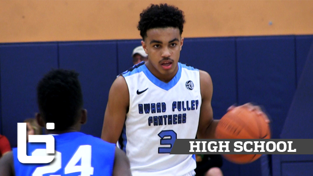 15 Year Old Tre Jones (Tyus Jones' brother) is a 2-way Point Guard! Official Ballislife Mixtape!