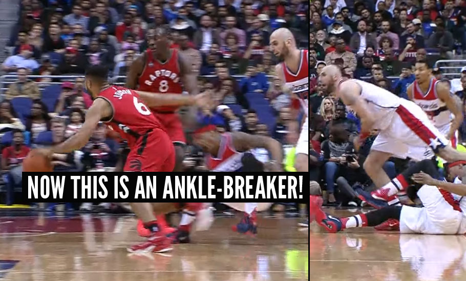 Cory Joseph Injures Bradley Beal With An Ankle-Breaker, Hits Game-Winning 3