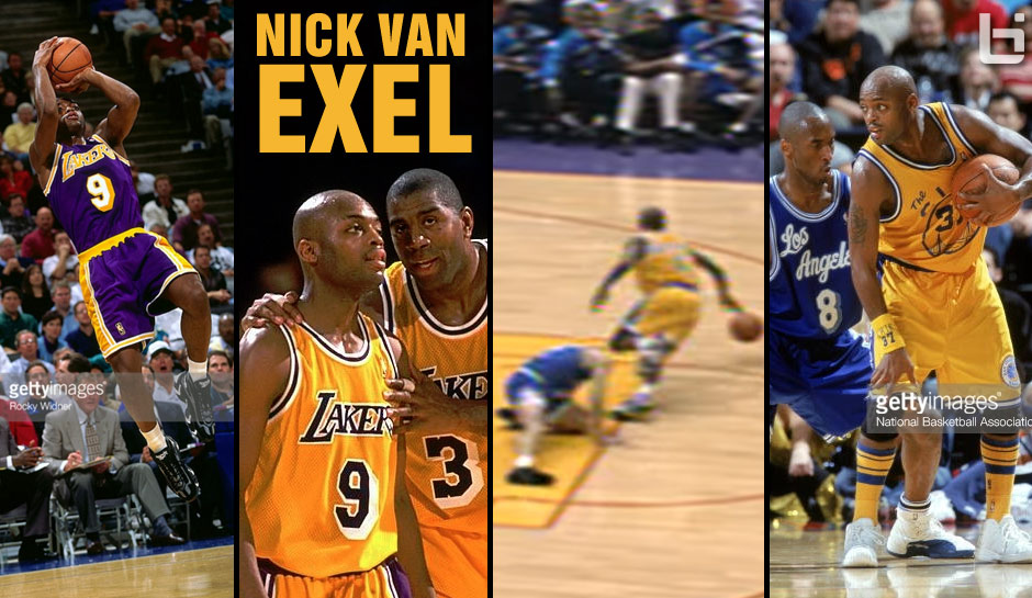 Nick Van Exel: Unguardable, Clutch & Must See TV