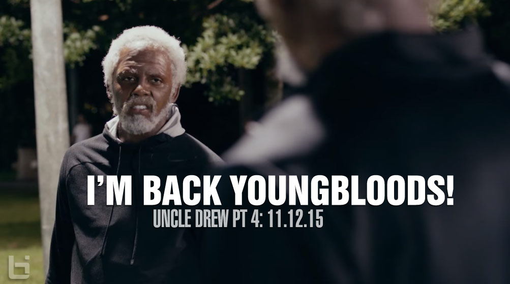 Uncle Drew Is Back Will We Finally Find Out Who Otis In Chapter 4