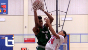Kenny Wooten dominant in season opening win for Manteca High School at the P2P Tip-Off Classic.