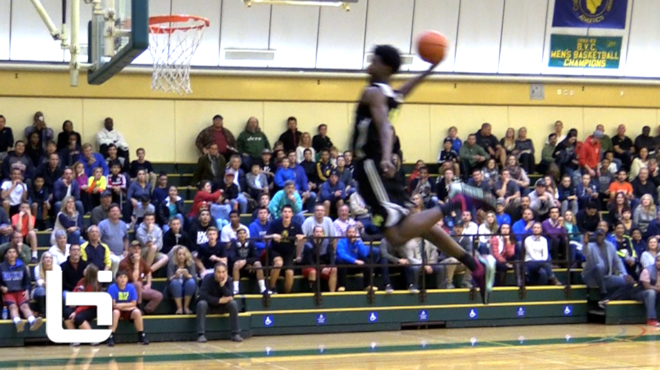 Josh Jackson NASTY IN GAME Self Alley Oop Dunk!!! Full Game Highlights