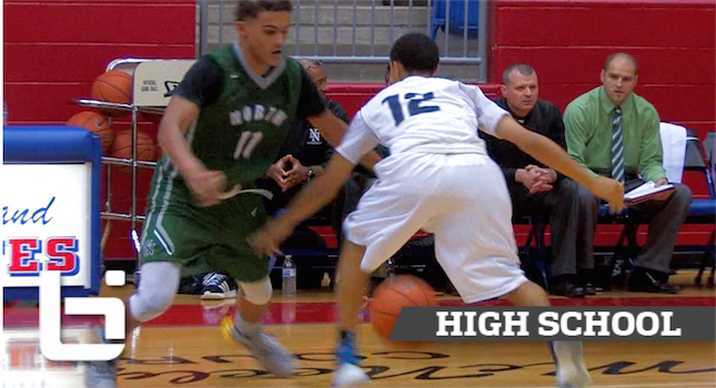 Trae Young GOES OFF For 44Pts At Thanksgiving Hoopfest