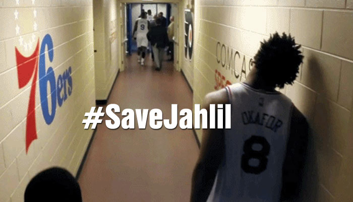 Depressing PSA by Duke Fans #SaveJahlil