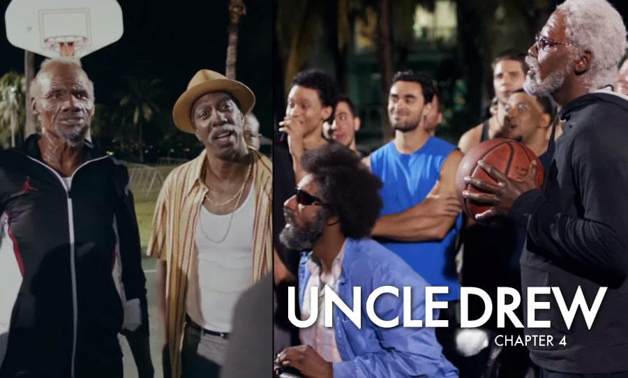Uncle Drew Part 4 Kyrie Irving Vs Ray Allen