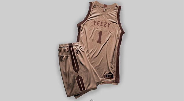 YEEZY Season 1 NBA Uniforms?