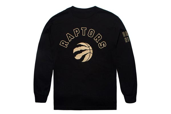 Toronto Raptors Host Drake Night
