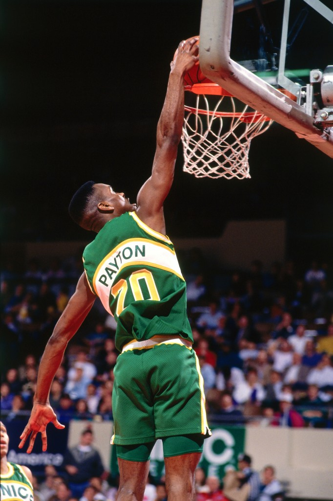 Seattle SuperSonics: Gary Payton