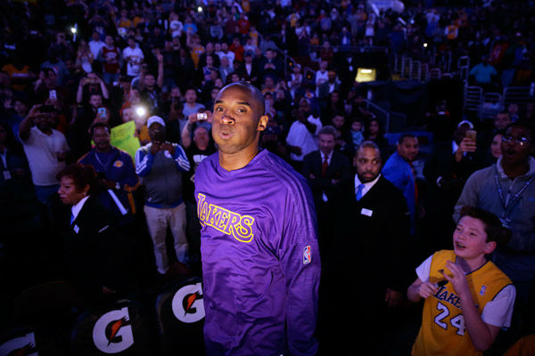 Dear Kobe, From Philly: We Knew You Before The World Did