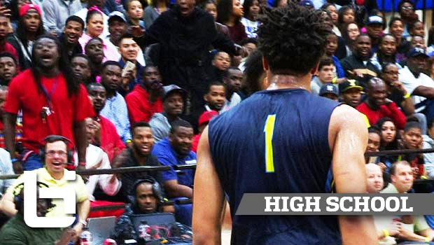 Miles Bridges CALLS OUT Oak Hill & Seventh Woods DOMINATES!