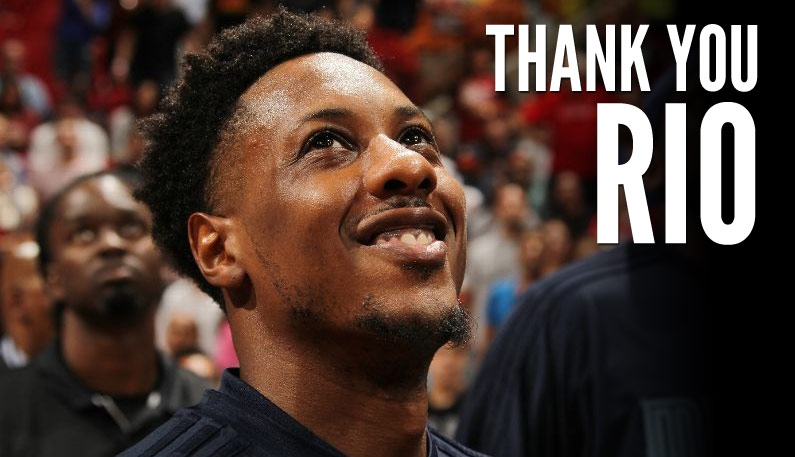 Miami Heat Welcome Back Mario Chalmers With A Tribute Video