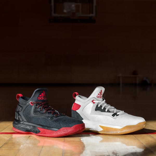 """sports shoes 36b62 0e0c7 The D Lillard 2 (105) launches January 22 in """"Rip City"""" and February 5 in """" Road"""" with a limited release of """"Rip City"""" on December 26 at adidas.com, ..."""