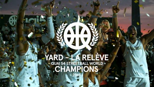 Yard-La Relève