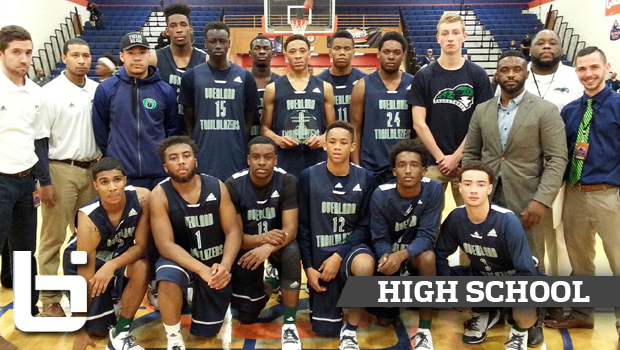 Overland (Aurora, Col.) captures the 2015 Tarkanian Classic platinum division title with a 58-56 win over Bishop Gorman (Las Vegas, Nev.).