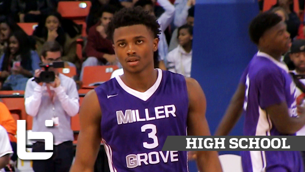Future UConn PG Alterique Gilbert's Back-to-Back Dunks Electrify Chicago!