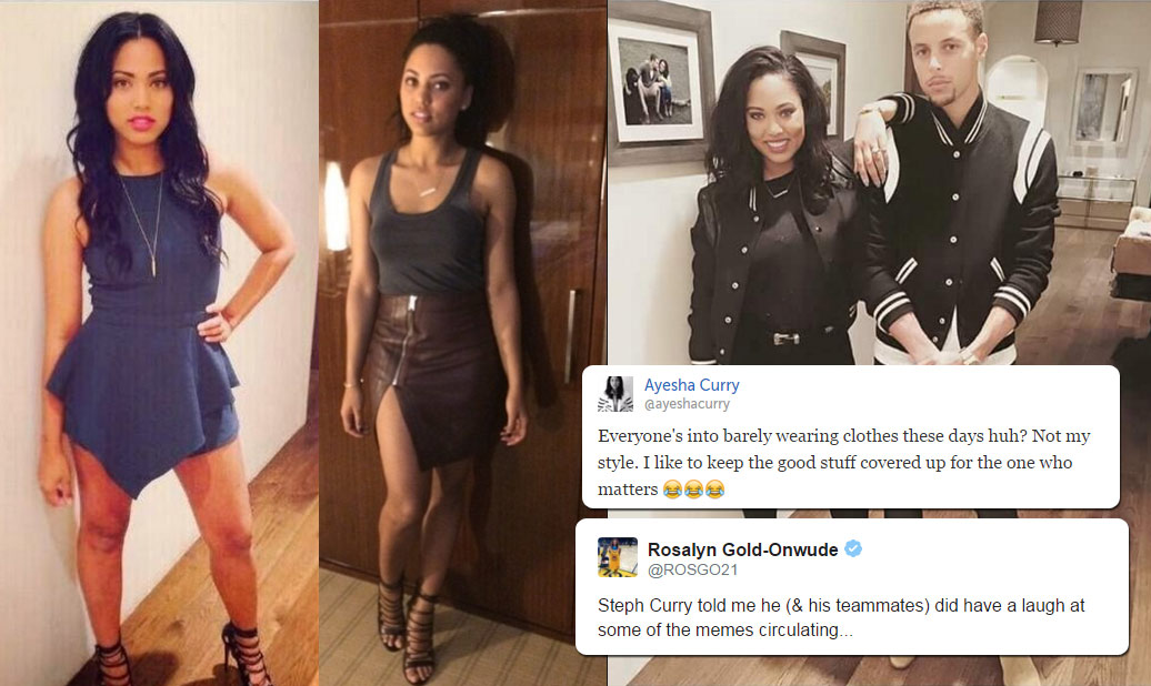 Steph Curry Defends His Wife After Controversial Tweet Ballislife Com