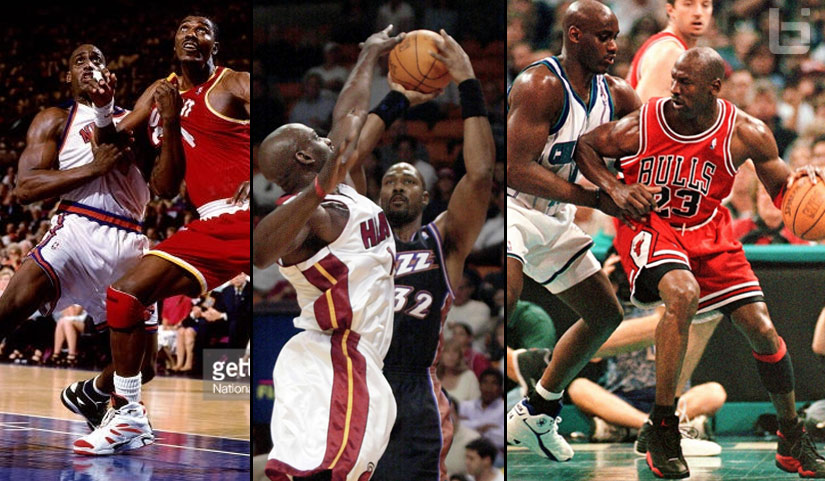 Anthony Mason Could Guard Michael Jordan, Karl Malone & Hakeem The Dream