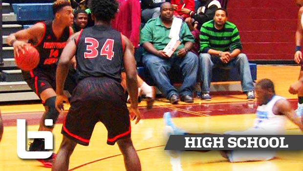 Wendell Carter Jr. & Udoka Azubuike DOMINATE 2015 Holiday Hoopsgiving!