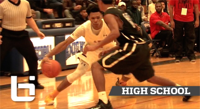 Trevon Duval Crossover To Sick Dunk! Top Plays From Texas Jamboree