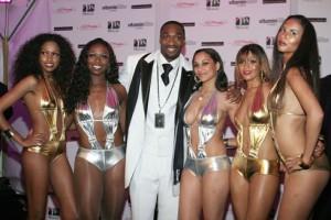 P. Diddy Hosts NBA Star Gilbert Arenas 25th Birthday Celebration
