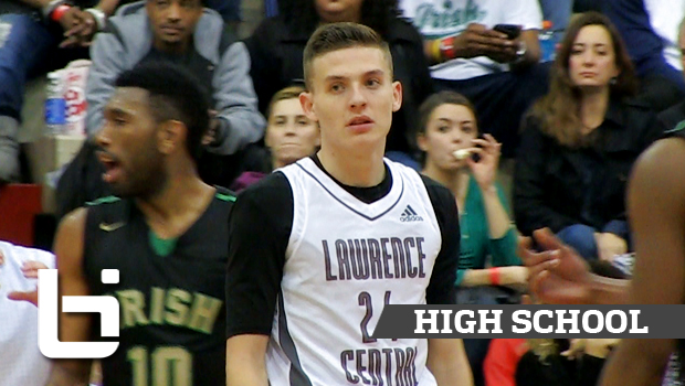 UVA-bound Kyle Guy Shows Great Feel For the Game, Makes Strong Case for Indiana Mr. Basketball!