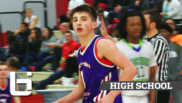 Jordan McCabe Has MAD Handles AND Game! New Ballislife Mixtape!