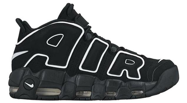 The Return Of The Nike Air More Uptempo