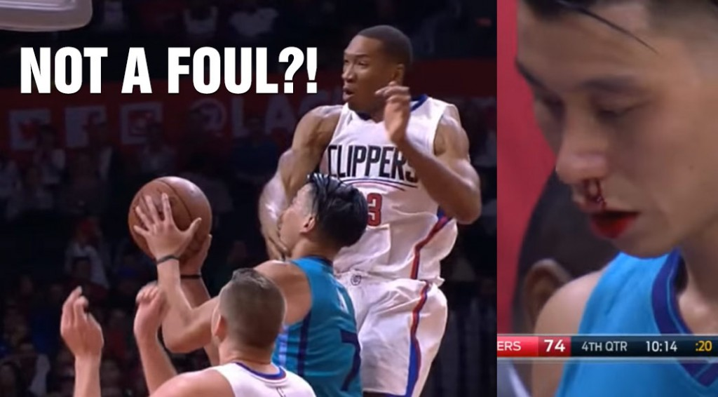 Jeremy Lin & His Slick Back Hair Were Breaking Ankles & Taking A Beating in LA