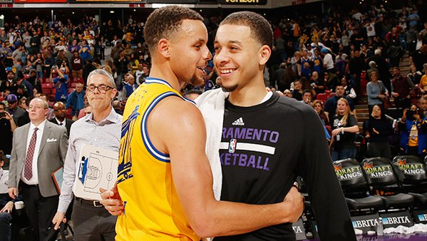 Steph Curry Shows No Mercy On His Lil' Brother, Drops 38 Points, 11 Dimes & 8 3-Pointers vs Kings