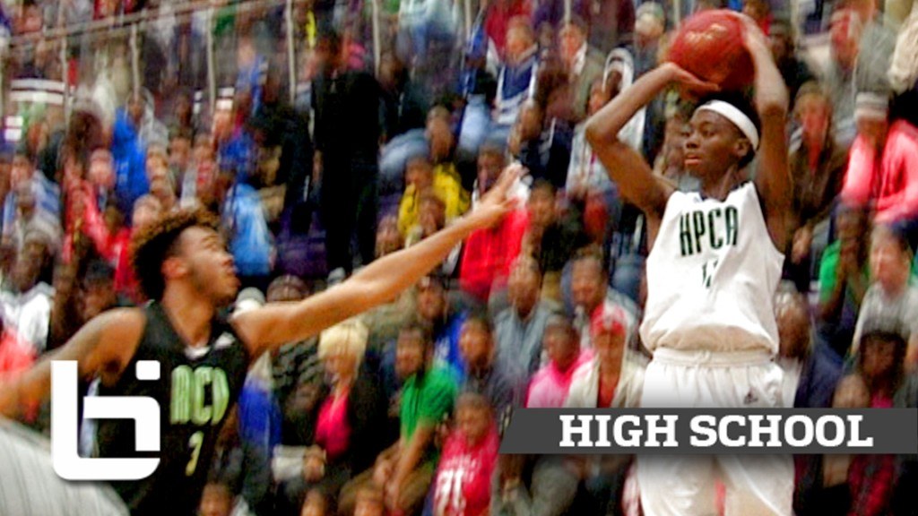 Michael Hueitt Jr. Makes Case as BEST Shooter in NC!