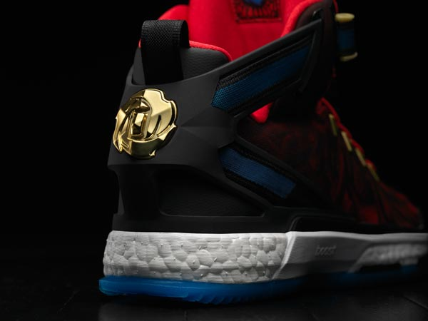 2adidas d rose 6 year of the monkey
