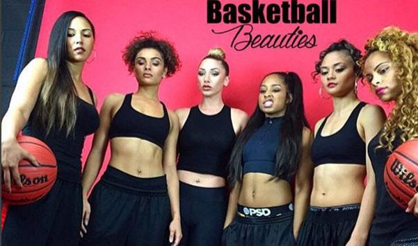 Meet the Women of the Basketball Beauties League