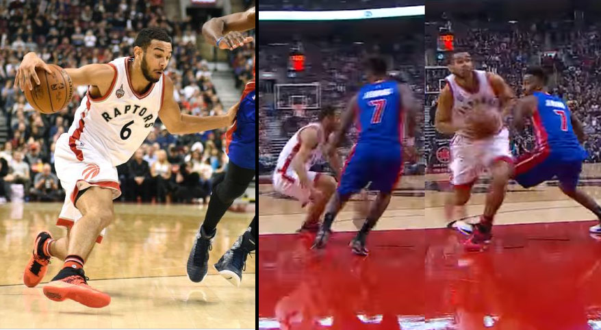 "Cory Joseph Has Underrated Handles, Makes Brandon Jennings His Latest ""BR"" Victim"