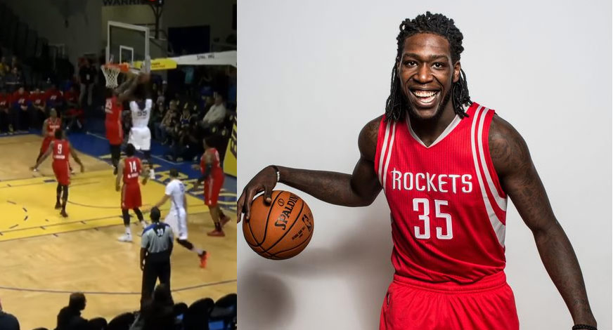D-League: Rockets' Montrezl Harrel Puts up 31pts, 8rebs & 6blks In Double OT Thriller