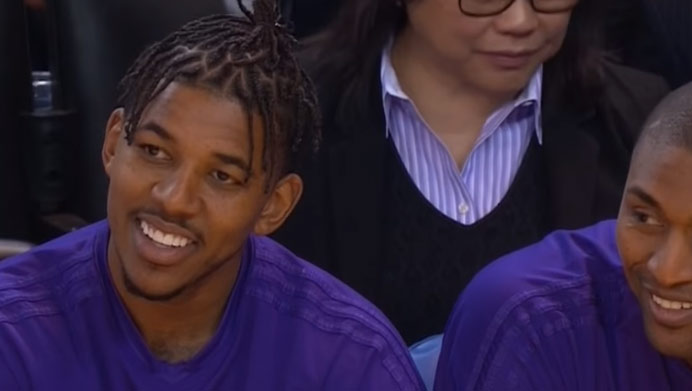 The Evolution of Nick Young's Hair