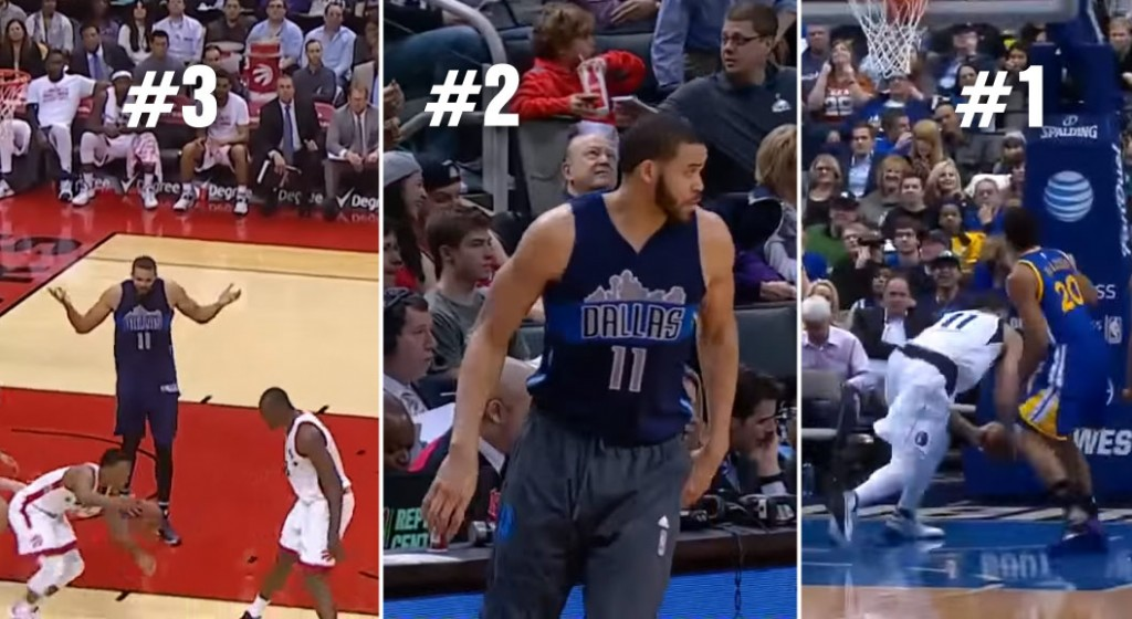 Shaqtin' A Fool (1.7.16) JaVale McGee Is Still Dominating The List