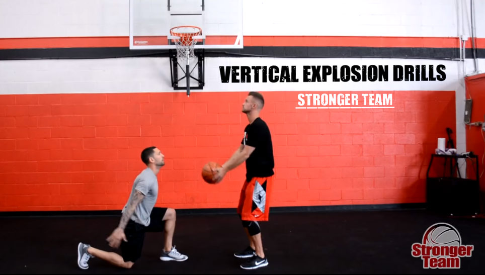 3 Vertical Jump Explosiveness Drills To Do With A Partner