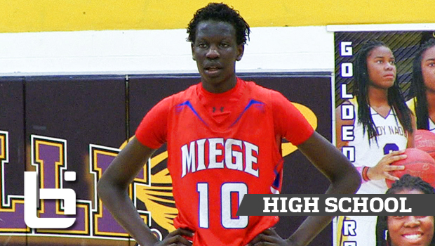 6'11 16 Year Old Bol Bol is A Unique Game-Changer!