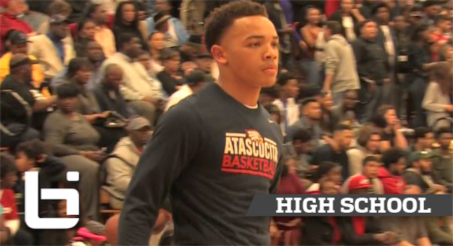 Houston PG Carsen Edwards Drops 31 Pts! Raw Highlights