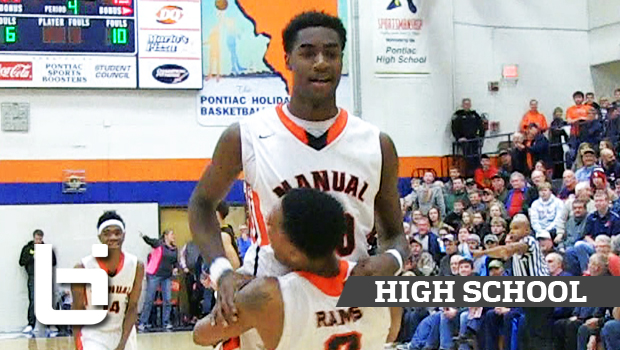 6'3 Da'Monte Williams Posterizes Defender! Scores 37 Points in Dramatic Win!