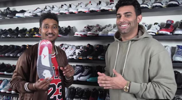 Sneaker Shopping with Don C