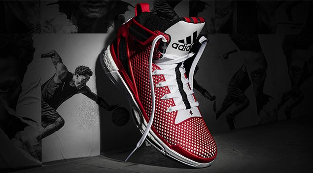 adidas Drops New D Rose 6 Home & Away Colorways