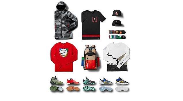 Nike Unveils Official Images of All Star Weekend Collection
