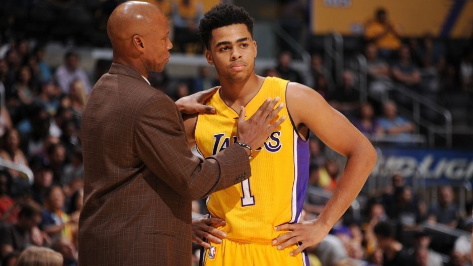 "D'Angelo Russell on Criticism, ""LeBron still gets criticism. Jesus still gets criticized"""