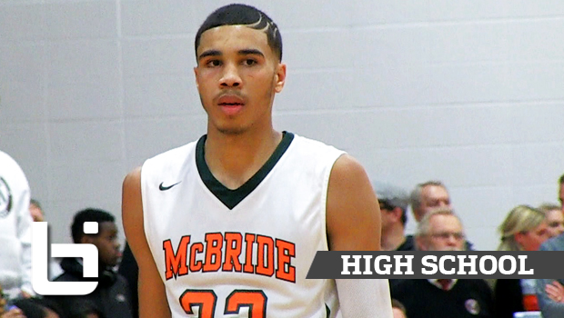 POY Contender Jayson Tatum Combines Highlight Reel Dunks and Flashy Passing!