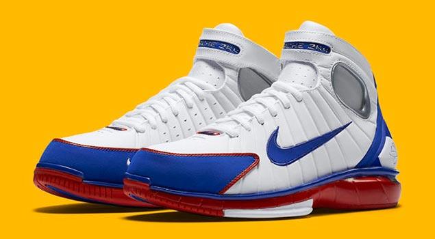 Step Back | Nike Huarache 2k4