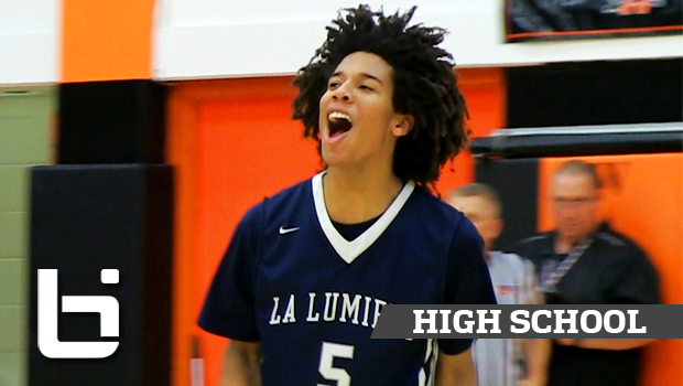 Nation's Top 9th grade PG Tyger Campbell Runs the Show! Official Ballislife Mixtape